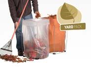 The Bag Buddy Bag Holders   Yard Pack Allows The Convenience Of A Trash Can  In Any Circumstance. This Pack Includes A Regular And Extra Large Bag  Buddy, ...