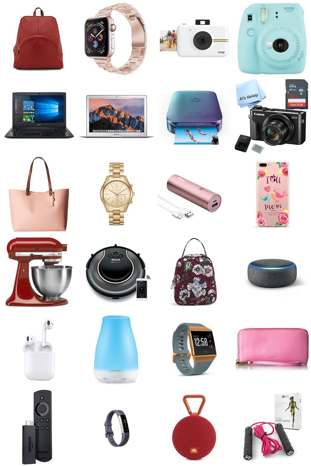 The perfect gift guide for her -- | amazing gifts for her ...