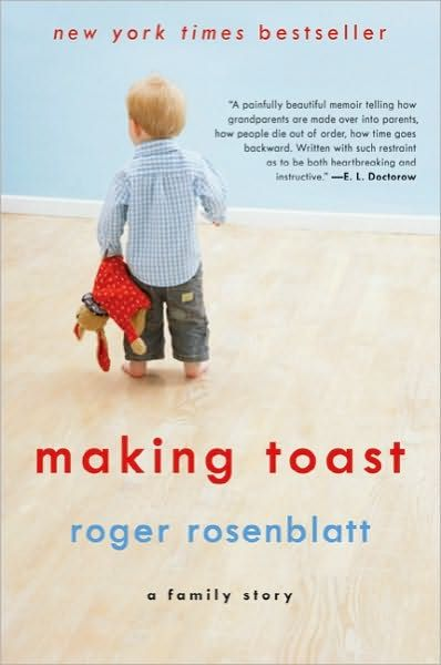 Luminous, precise, and utterly unsentimental, Making Toast is both a tribute to the singular Amy and a brave exploration of the human capacity to move through and live with grief.
