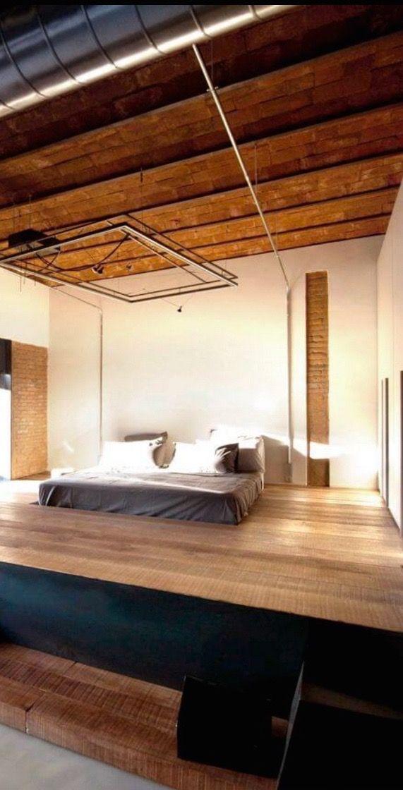 Une chambre minimaliste l décoration d\u0027intérieure l tendances déco