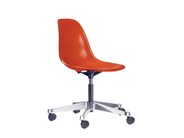 Vitra Sedie ~ Pscc sedia ufficio operativa in polipropilene