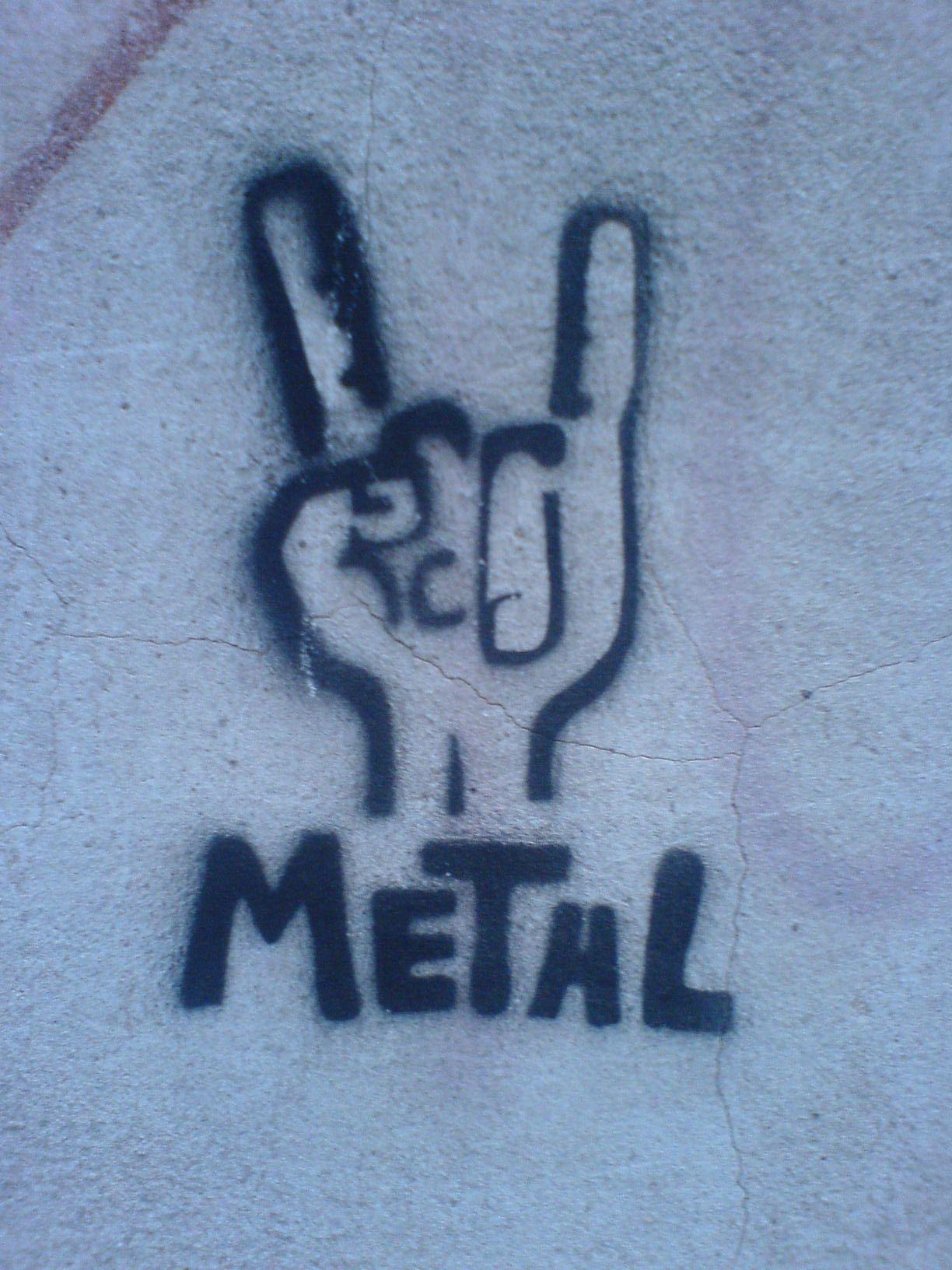 I love everything Metal ;)