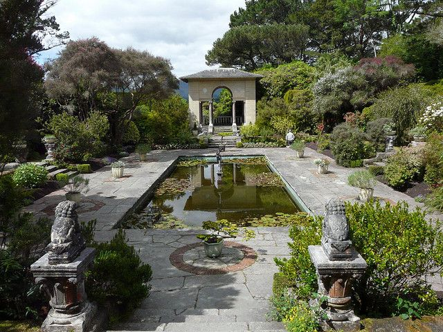 The Beautiful Gardens of Garnish Island in West Cork ...