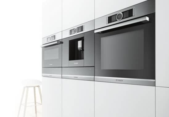 Bosch Combination Microwave Ovens Perfect For The Gourmet In A Hurry