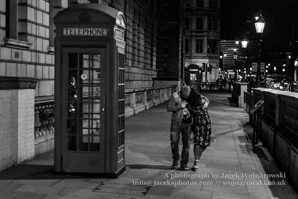 England BW Photography