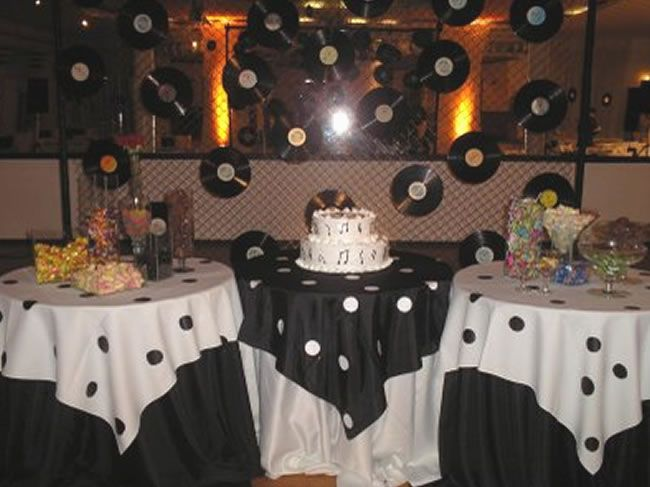 Festa Teen Dicas Para Decoracao E Temas Bday Party 50th
