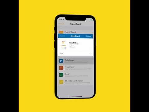 Postit® App with Trello Integration YouTube App
