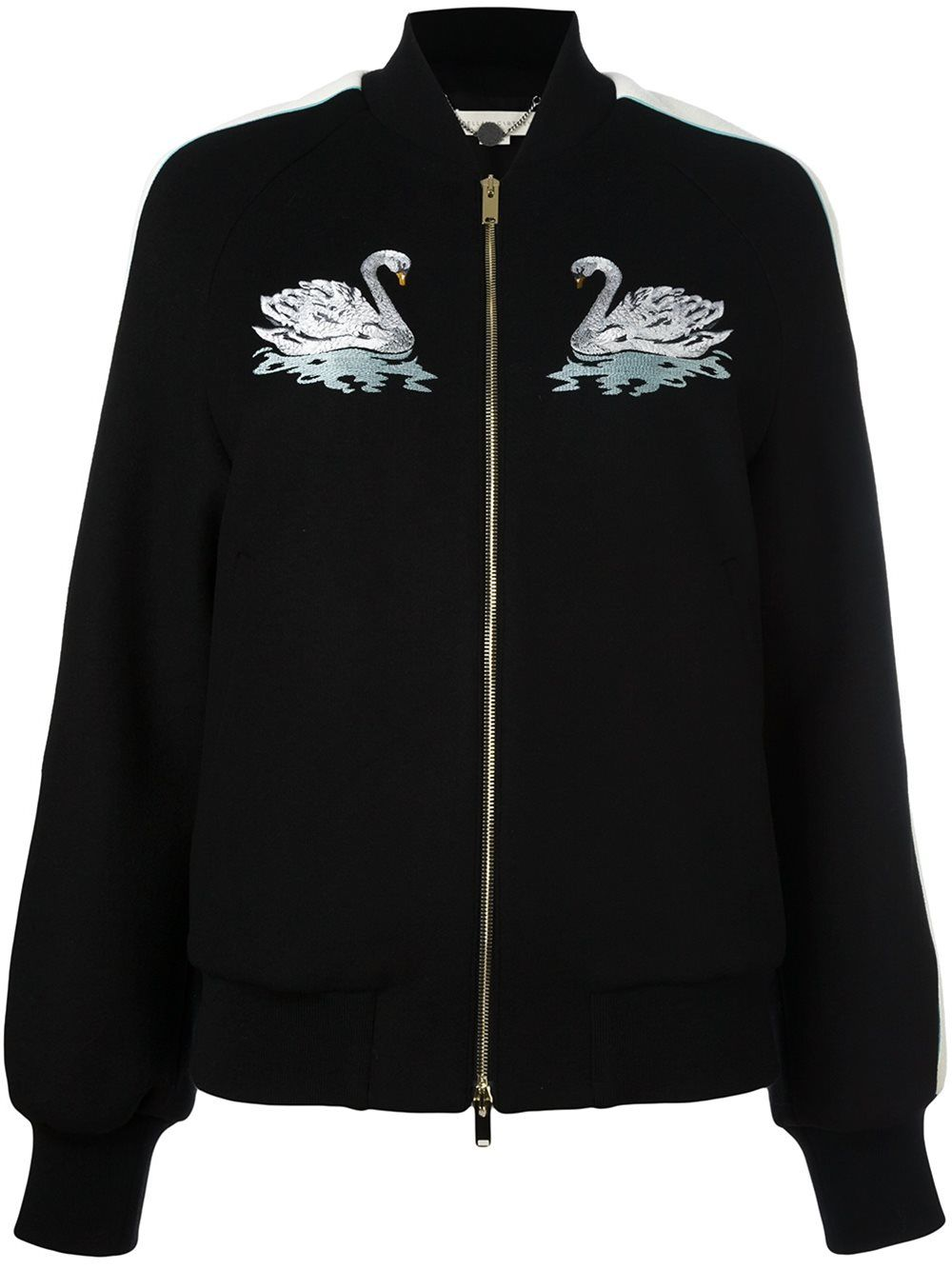 Stella mccartney veste bomber
