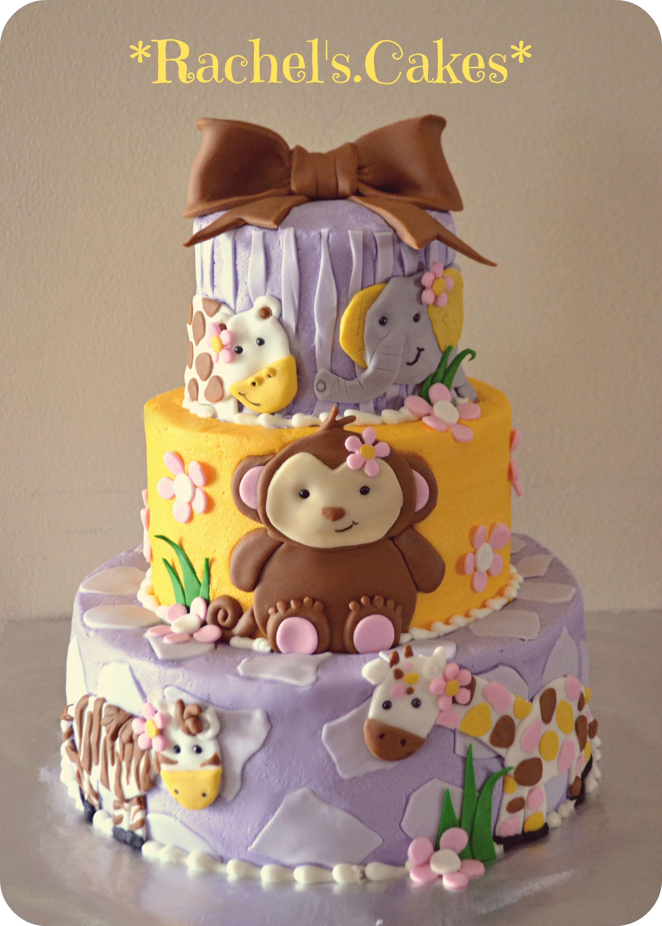 Baby shower cake cake chocolate chip cookies kids cake