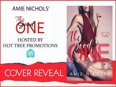 The Good One Cover Reveal @Amie_Nichols_ @HotTreePromos - http://roomwithbooks.com/the-good-one-cover-reveal/