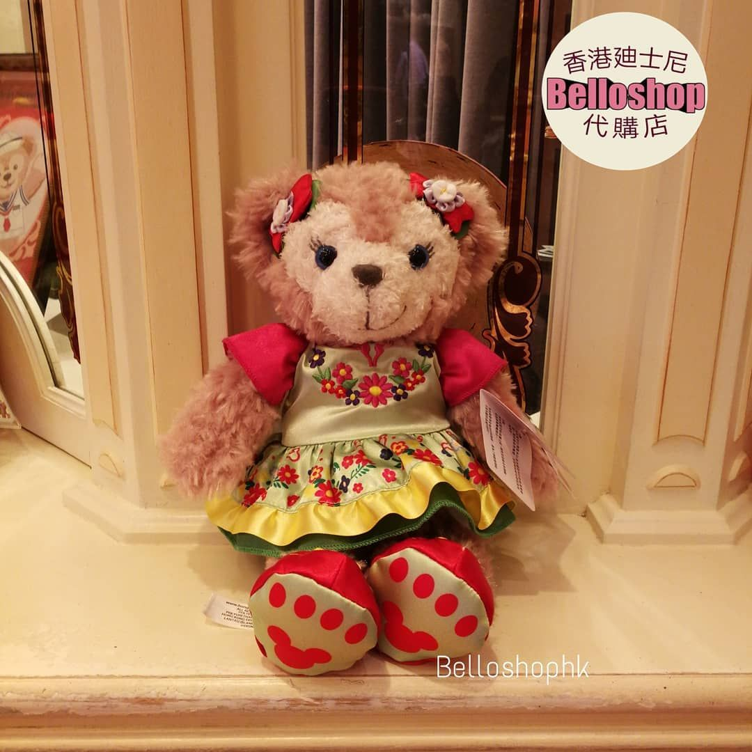 Shelliemay Chinese New Year 2019 Plush Released At Hkdl 20 12 2018 Duffy The Disney Bear Chinese New Year Disney Bear