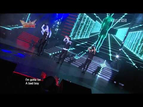 070612 Music Bank - Rainism