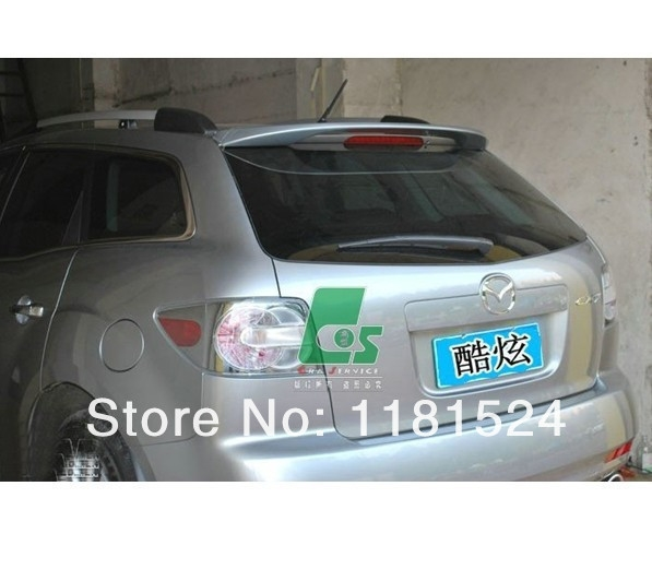 97.82$  Watch here - http://alib7d.worldwells.pw/go.php?t=32338348927 - Factory Style Unpaint ABS Spoiler Wing Fit For Mazda CX-7 CX7 2007-2012 97.82$