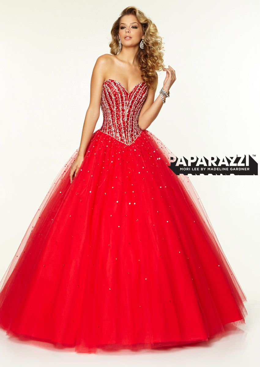 Prom Dresses – Paparazzi Prom Dress Style 97066 available in light ...