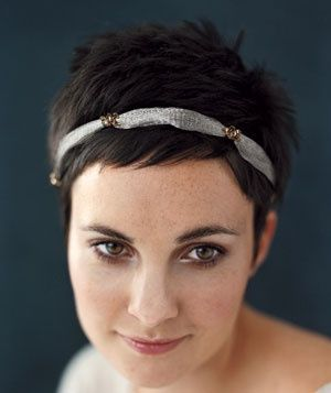 Hair Accessories For All Hair Types Pixie Cut Pixies And - Hairstyles for short hair upload photo