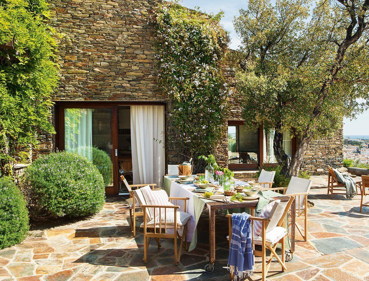 comedor al aire libre jardiner a pinterest casas