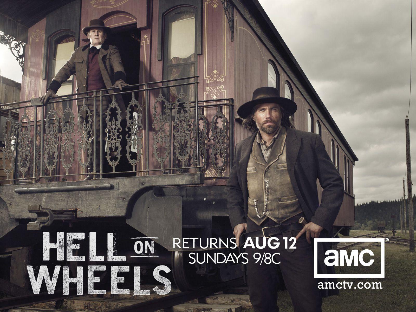 Amc Hell On Wheels Wallpaper