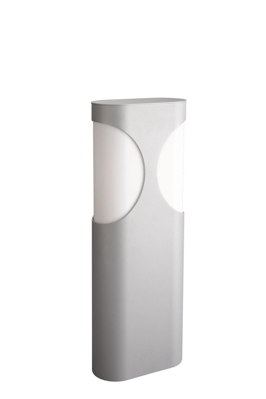 White Outdoor Lights Impressive Massive Pedestalpost  Outdoor Lighting Pedestalpost Fluorescent Decorating Inspiration