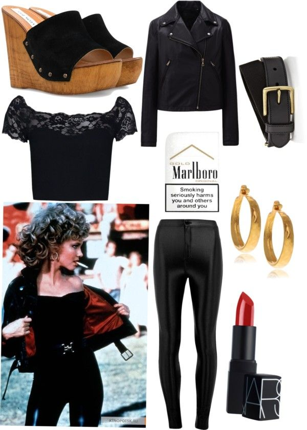 Greese lightning | Throwback thursday outfits, Decade day ...