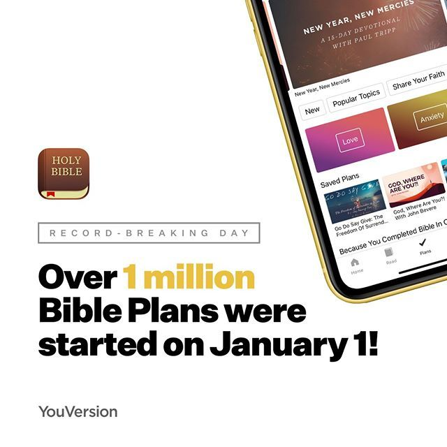 On January 1, over 1 million Plans were started in the