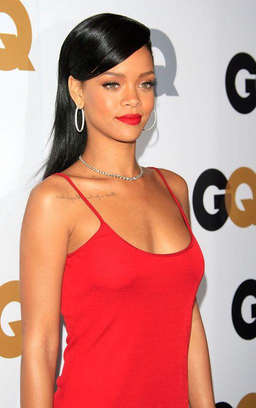 Vau Rihanna! Yksinkertaista ja upeaa   Muoti   Iltalehti.fi