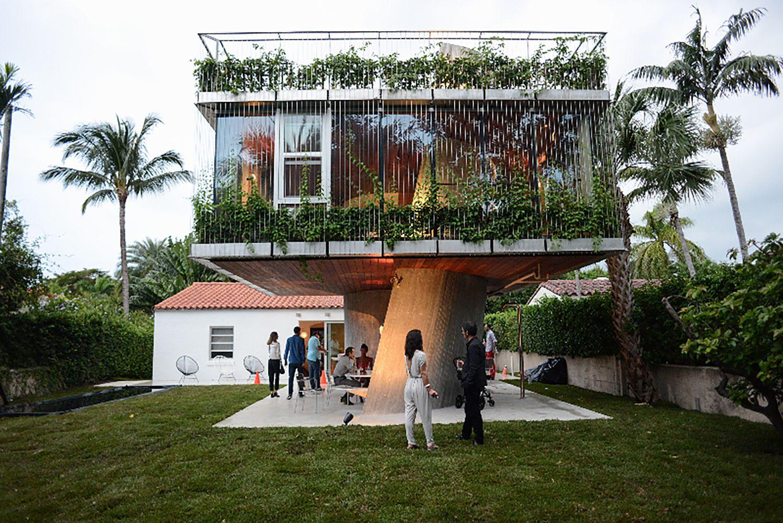 Gallery of Sun Path House / Christian Wassmann 5 Miami