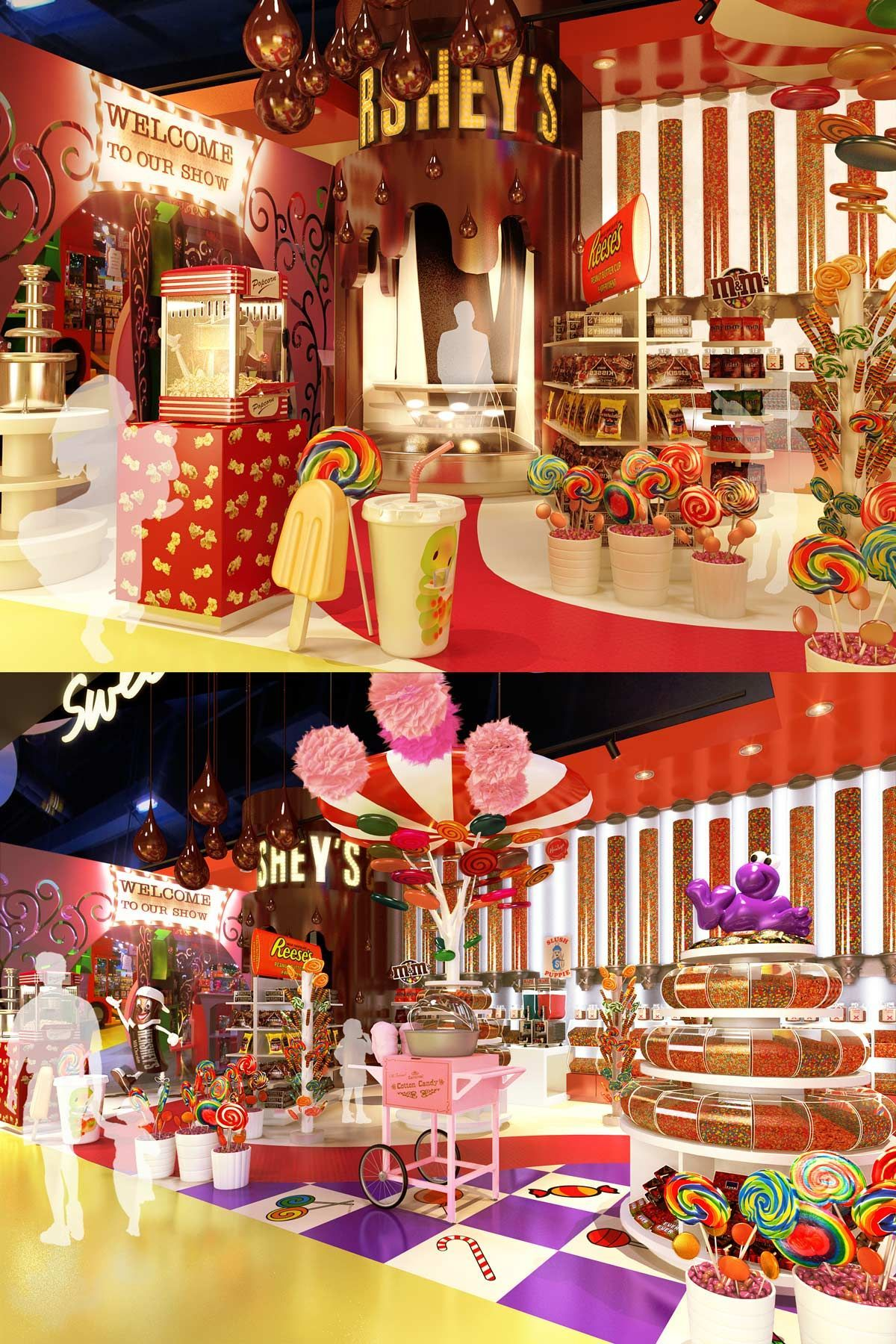 Hamleys toy store - London