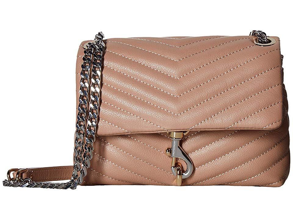 Rebecca Minkoff Edie Crossbody Cross Body Handbags Doe 1 ...