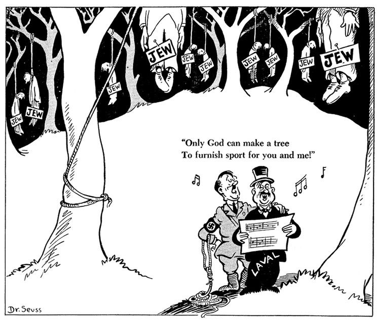 Political Cartoons By Dr Seuss That Are Still Relevant Today
