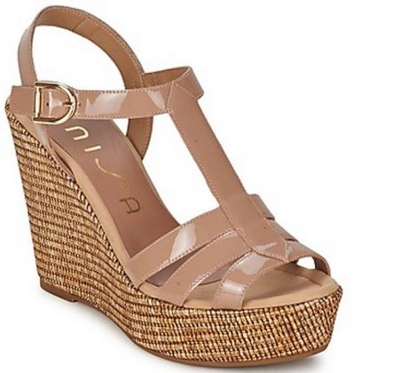Sandales compensées UNISA 41 à € (- déjà vendu par D'irenec. N'hésitez pas  à profitez des offres similaires sur Videdressing. - 2151176