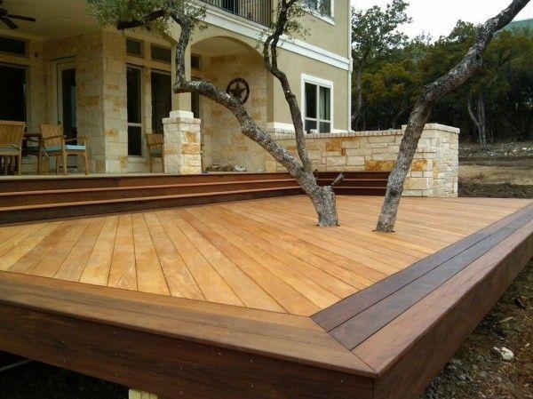Hill Country Garapa Deck by Add-A-Deck - eDeck.com