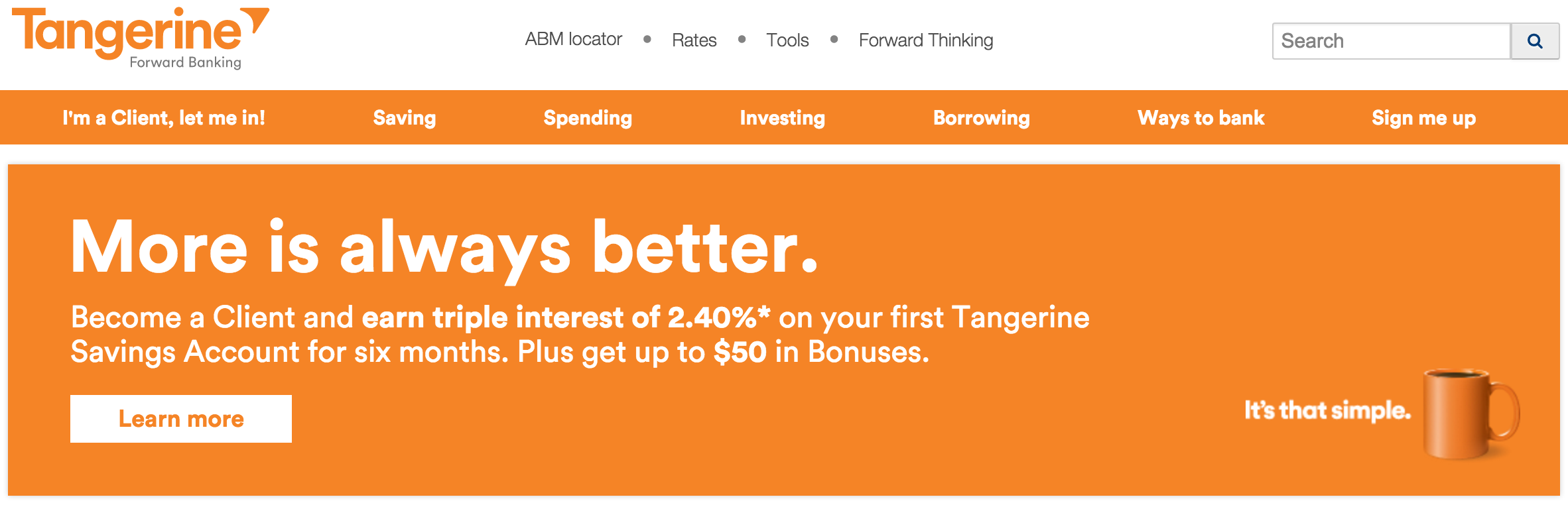 Great Color To Use During Tough Economic Times Ing Banking Was Orange Colour Now Called Tangerine With Images Economic Times The Borrowers Banking