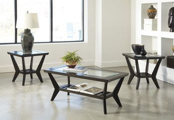 Lanquist - Occasional Table Set (3/CN)