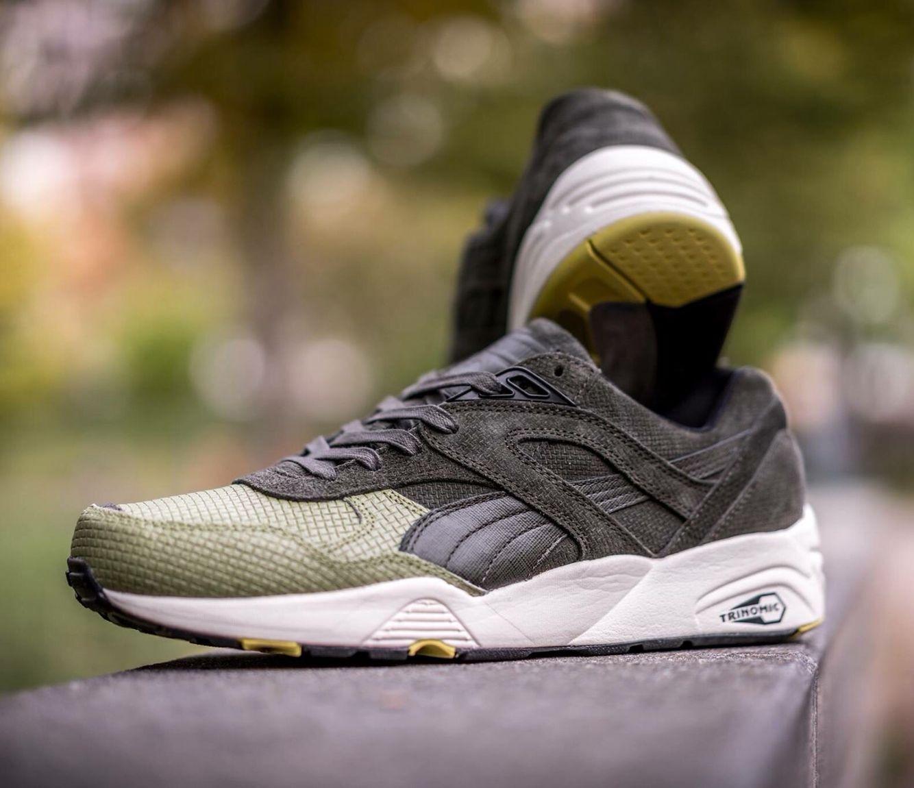 Puma R698 Grid. Puma FootwearNike ...