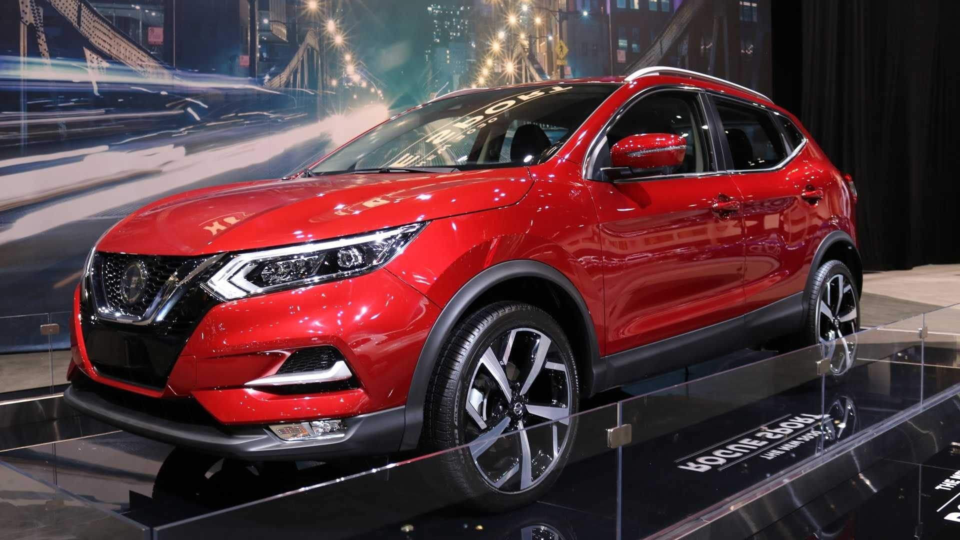 The Best Nissan Qashqai 2020 Performance and New Engine