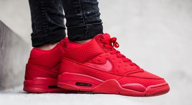 Nike Air Flight Classic – University Red | Air jordans, Nike