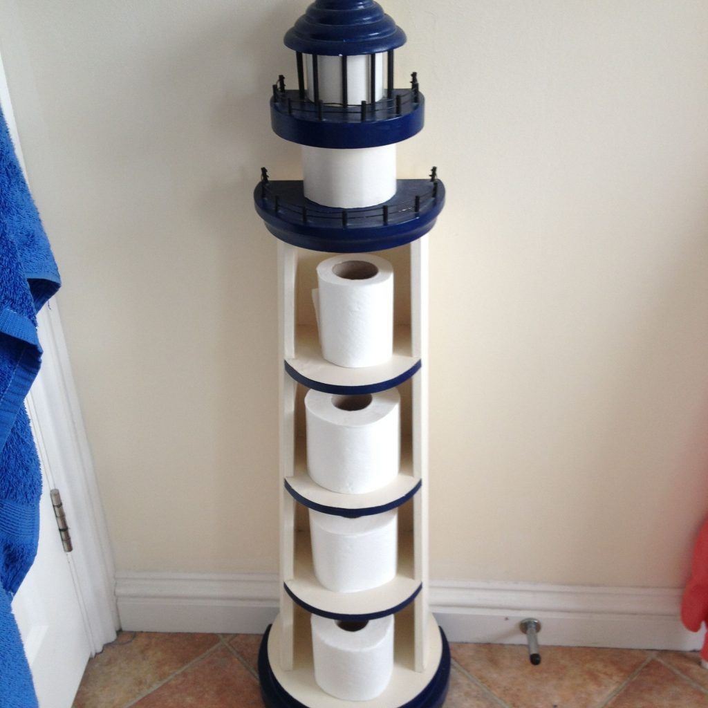 Bathroom Decor Lighthouse Atlantis Black In 2019 Nautical