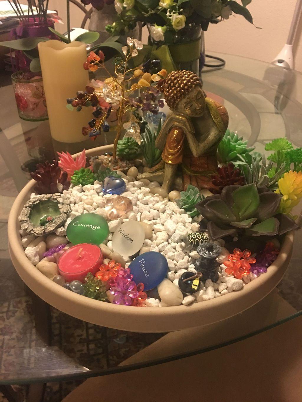 30+ Incredible Mini Zen Garden Design Ideas To Apply ASAP #zengardens