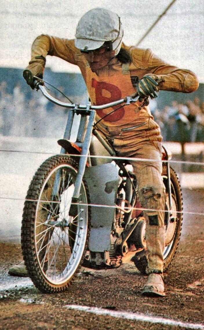 George Major Birmingham C 1974 Speedway Pinterest