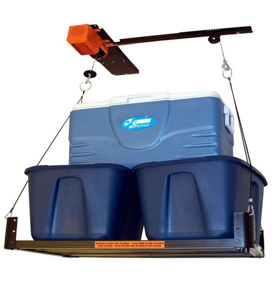 Best Shelby Charter Township Overhead Garage Storage Garage Ceiling Storage Roof Storage 400 x 300