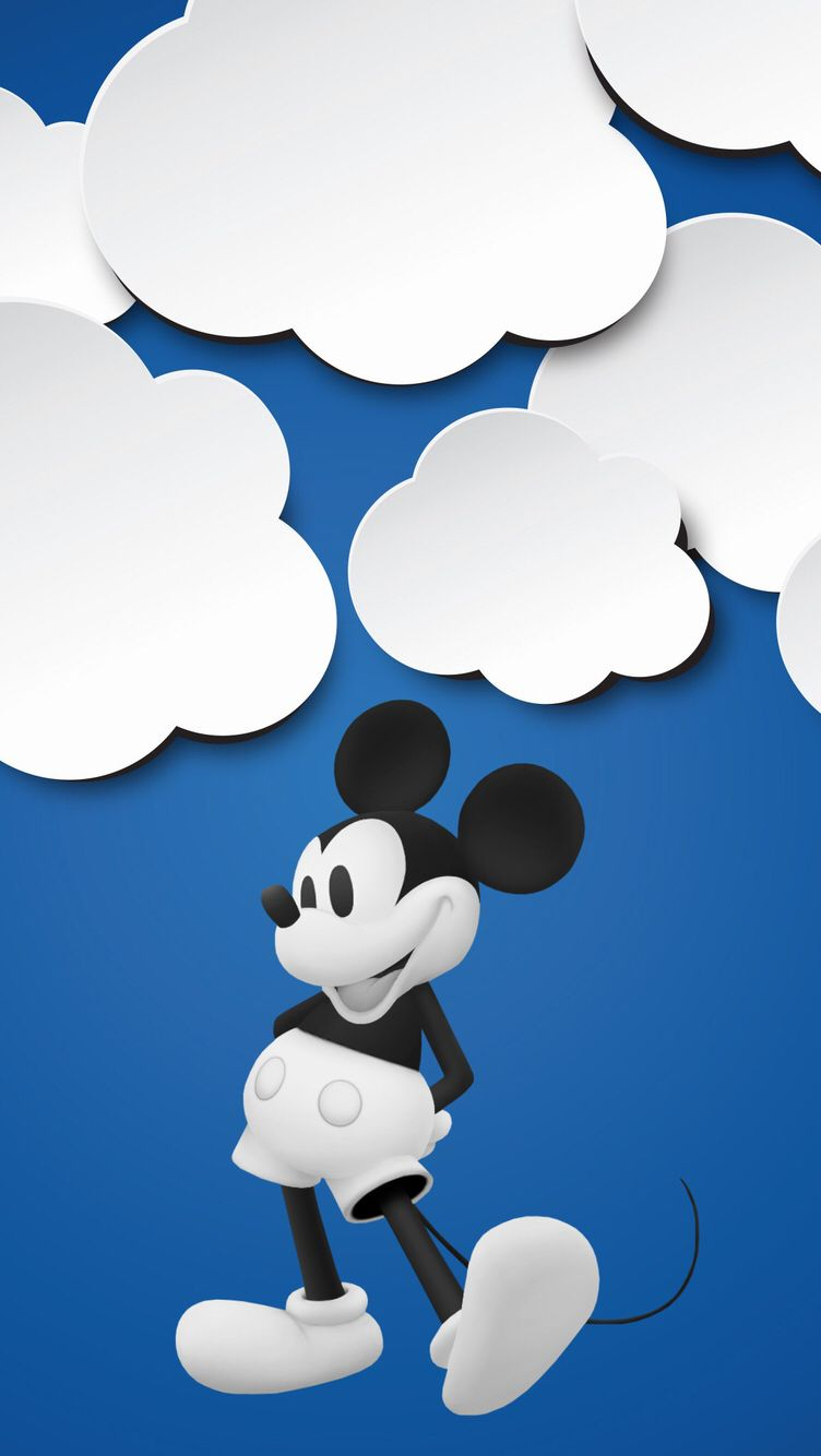 Oboi Iphone Wallpapers Mickey Mouse Disney Wallpaper Mickey Mouse Wallpaper Mickey Mouse And Friends