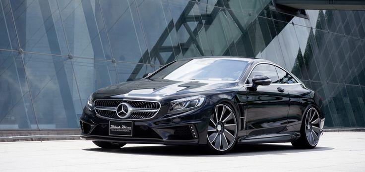 Cool Mercedes 2017 Mercedes S Class Coupe Black Bision Autos