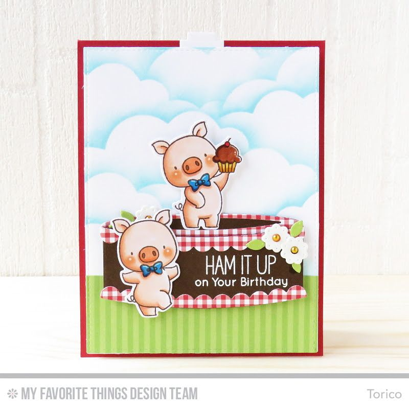 STAMPARADISE: MFT July Card Kit Countdown Day 2