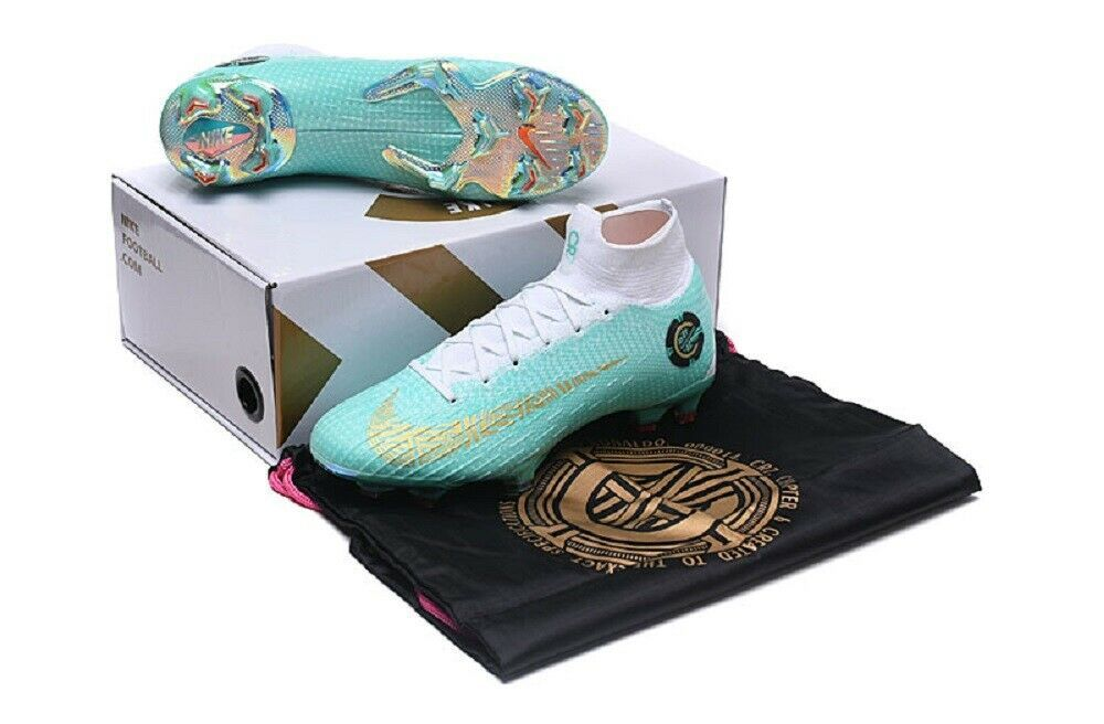 95b0f0b743c4 2019 NEW CR7 Record-Breaking Achievements With Mercurial Superfly Soccer  Cleats #Nikecr7