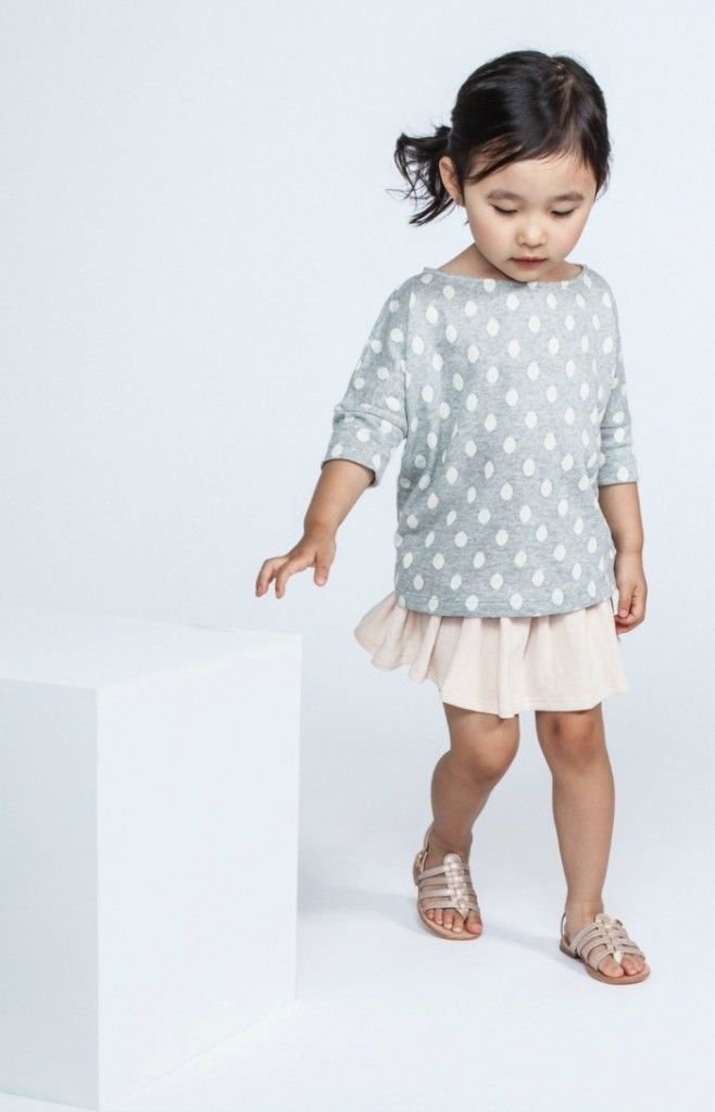 First Look: OMAMImini SS15 - Petit & Small
