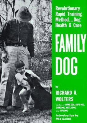 Family Dog By Wolters Richard A Smith Red Dog Health Dog