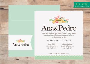 Convite Renda