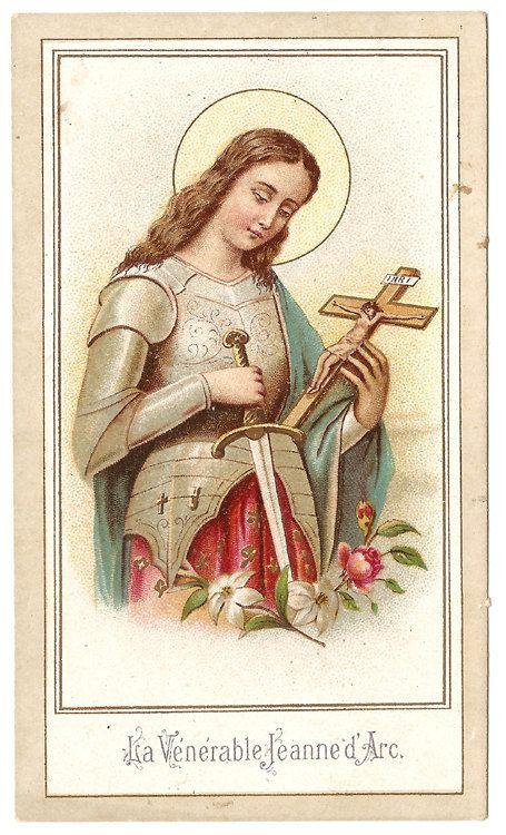 Resultado de imagem para saint joan of arc sword prayer