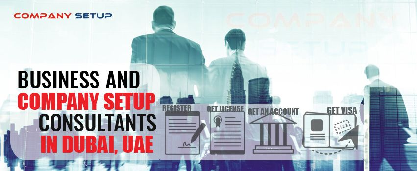 Start your business and company in Dubai with company setup