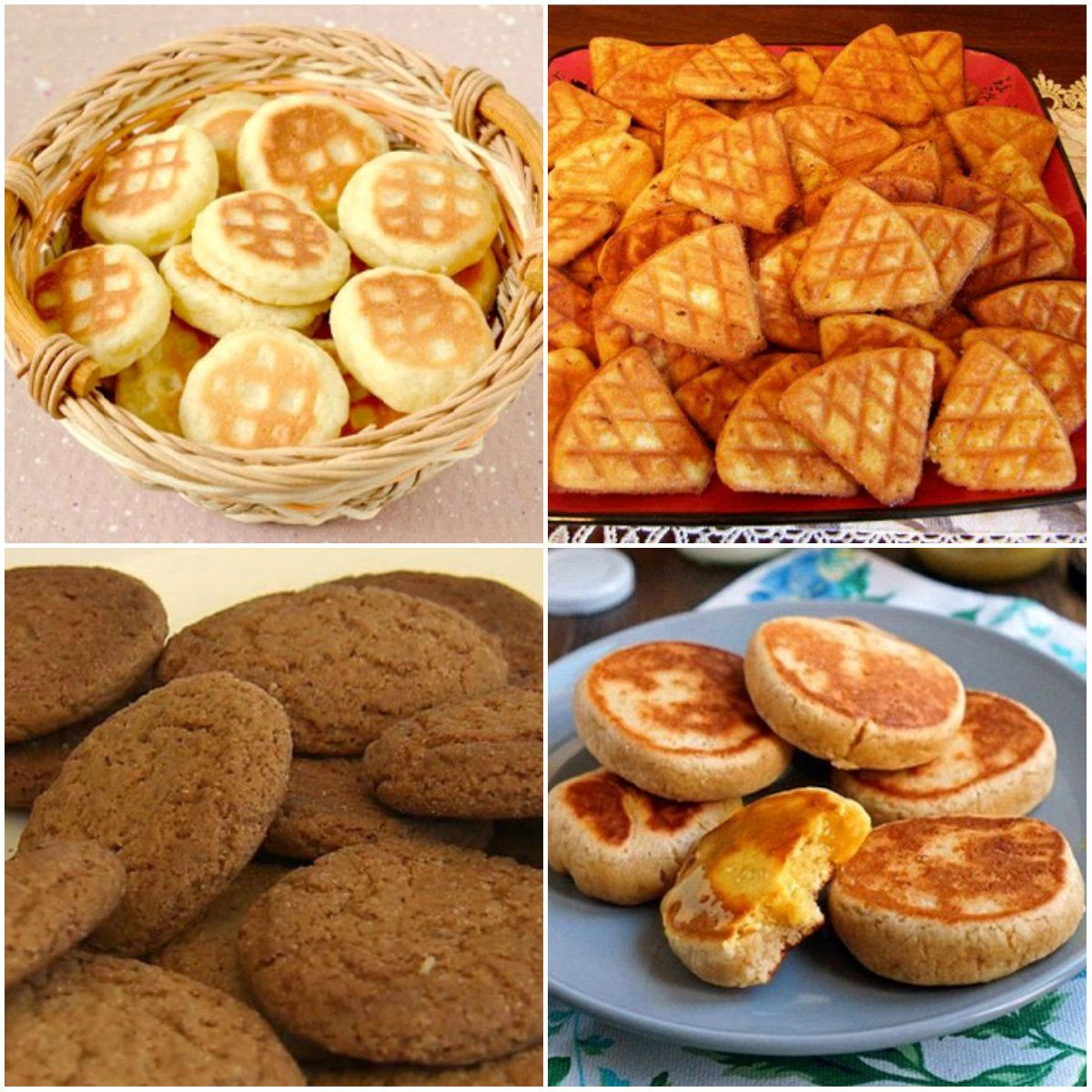 рецепты печенья пошагово в домашних условиях